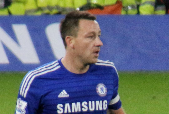 Chelsea legend John Terry