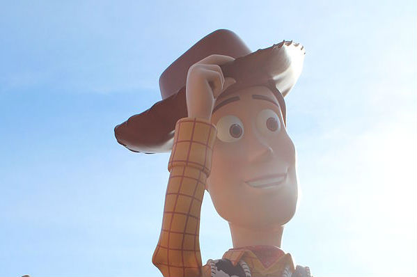 Woody scored in Toy Story 2-0 Arsenal