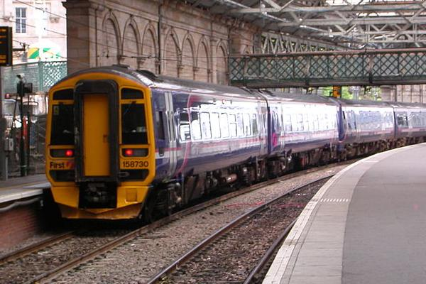 A Cardiff fan got the wrong train back from Sunderland and ended up in Edinburgh