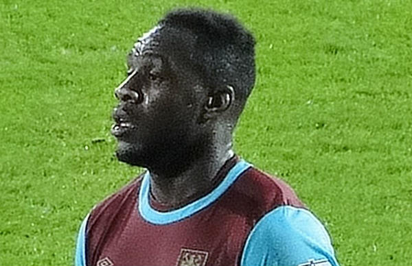 West Ham's Michail Antonio made a costly error at Crystal Palace