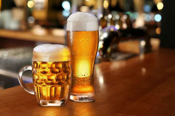 Mike Ashley will sell Newcastle for pints like these