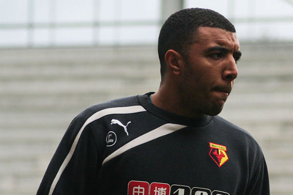 Watford forward Troy Deeney bullied Arsenal