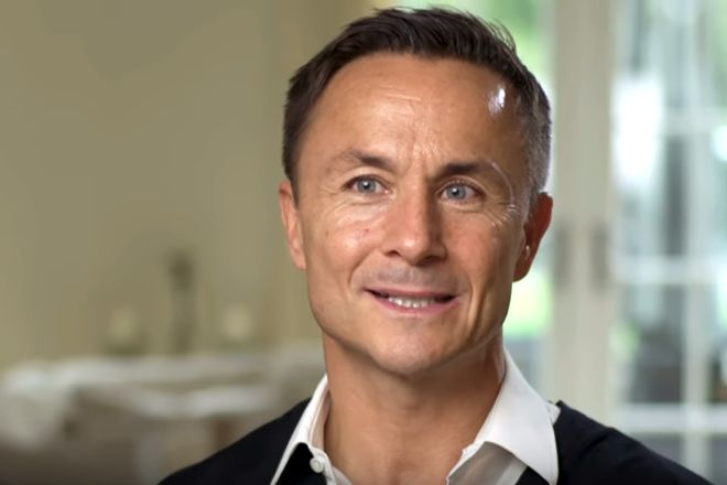 Dennis Wise is in I'm a Celebrity... Get Me Out of Here! 2017 and there were jokes as he entered the jungle