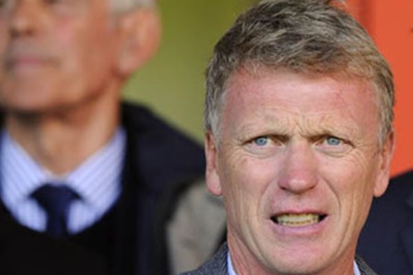 David Moyes lost his first game as manager of West Ham, 2-0 at Watford, and won't want to hear the jokes