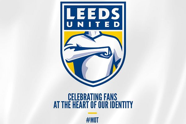 There were many Leeds badge jokes after their new crest was unveiled