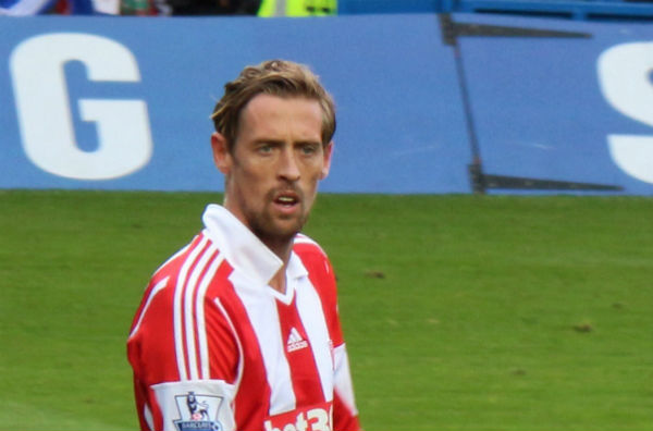 Peter Crouch has rejected Chelsea