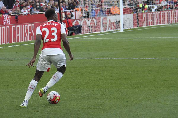 We selected the jokes as Danny Welbeck leads the line for Arsenal in 3-0 Europa League win at Östersunds FK