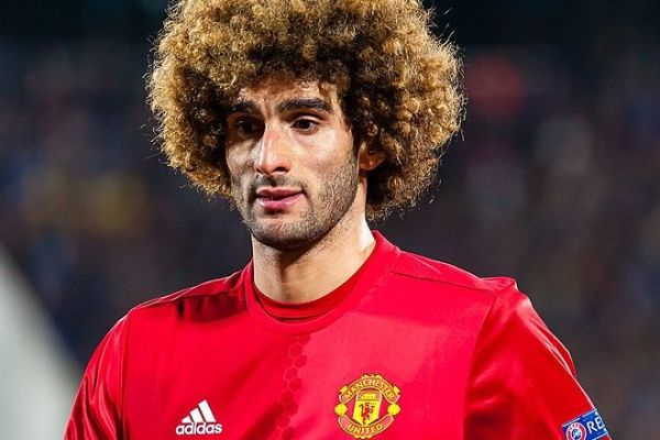 There were jokes as news of a possible Marouane Fellaini to Arsenal transfer surfaced