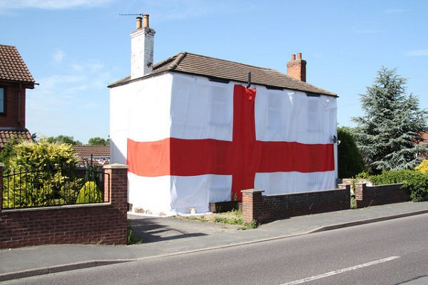 The bloke that lives in this house will be thrilled to read the jokes from England 6-1 Panama after the big Group G win at World Cup Russia 2018