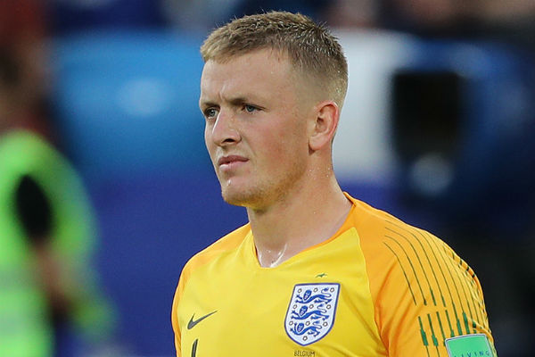 Jordan Pickford is one of our McDonald's FIFA World Cup Fantasy tips for goalkeepers in the quarter-finals of Russia 2018's official fantasy football