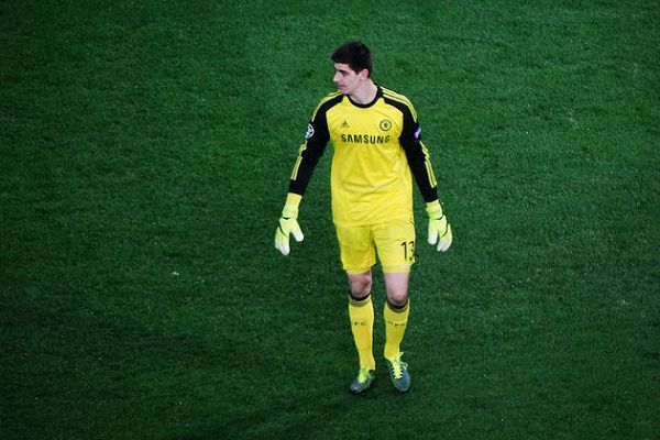 There were jokes as Thibaut Courtois transferred from Chelsea to Real Madrid