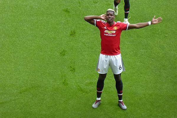 There were more jokes about Paul Pogba's slow penalty run-up after another one in Man Utd's 2-1 win over Everton