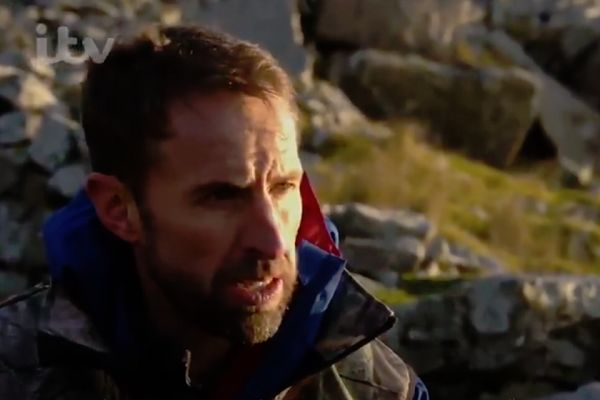 Gareth Southgate's appearance in Bear's Mission with Gareth Southgate on ITV prompted many jokes and tweets