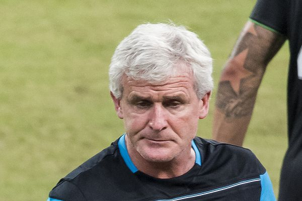 There were jokes after Southampton sacked Mark Hughes