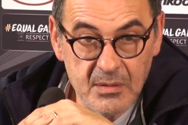 There were many more tweets and jokes after Maurizio Sarri's Chelsea were knocked out of the FA Cup by Manchester United following a 0-2 fifth-round defeat