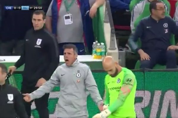 Kepa Arrizabalaga has been fined one week's wages after refusing to be substituted at Wembley against Man City in the Carabao Cup final and there were more jokes and tweets