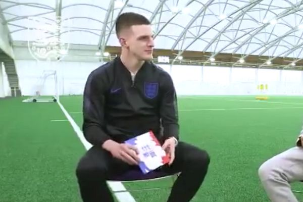 There were many tweets and jokes after comments supporting the IRA made by Declan Rice resurfaced when he was called up to the England squad