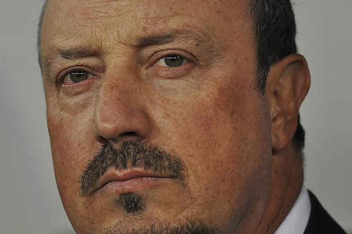 There were lots of funny tweets and jokes after Newcastle announced manager Rafael Benítez will be leaving the club