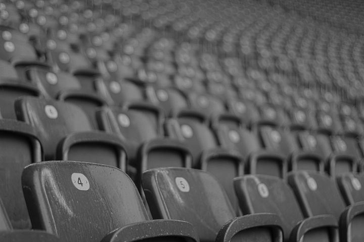 The were empty seats as the Bundesliga returned behind closed doors after its suspension due to coronavirus while people made jokes