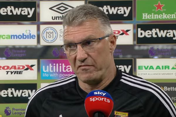 There were many tweets and jokes after Watford sacked manager Nigel Pearson
