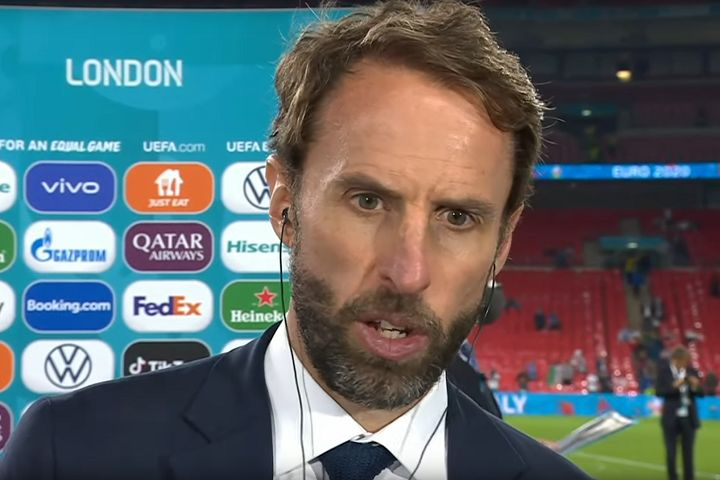Gareth Southgate will want a moment before looking at the tweets and jokes from the Euro 2020 final as England lose to Italy on penalties