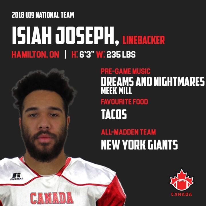 Isiah Joseph