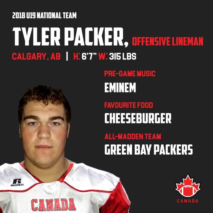 Tyler Packer