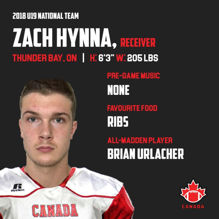 Zach Hynna
