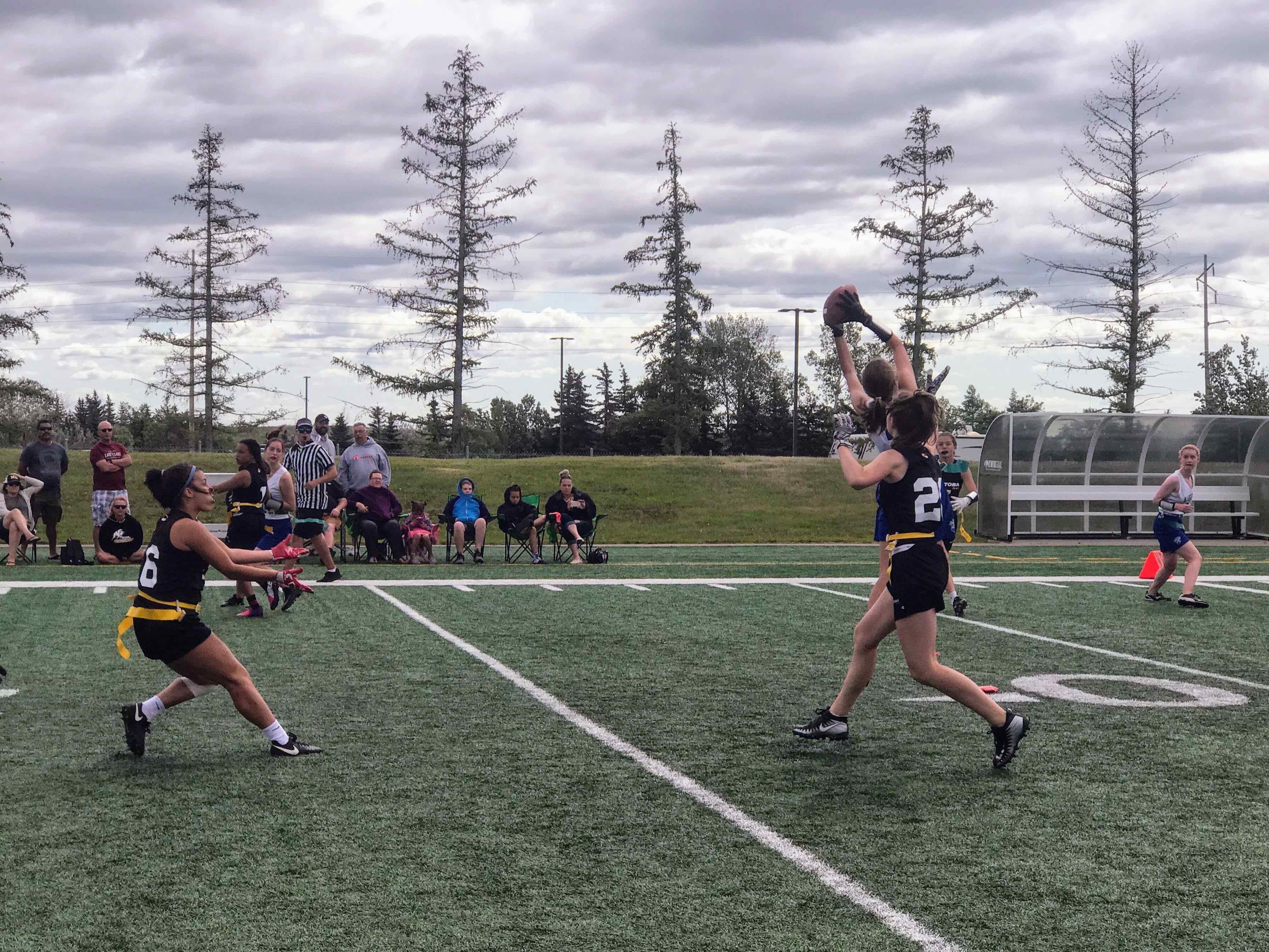 British Columbia and Saskatchewan win gold at Under-16 Western Flag Challenge