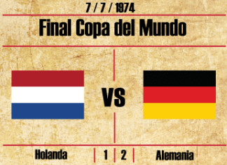 final mundial 1974 holanda alemania