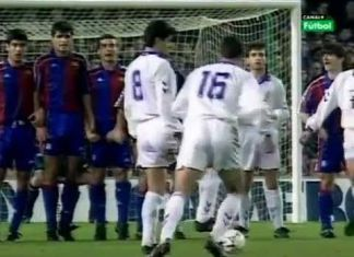 barcelona real madrid 1994