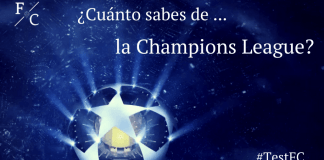 champions league test cuanto sabes