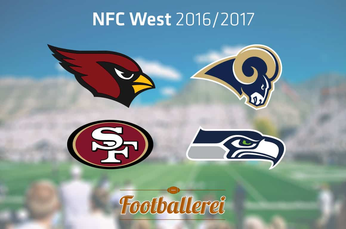 nfc west teams 2016 2017 nfl