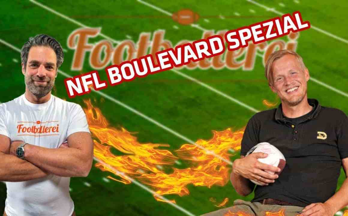 "NFL Boulevard #35: Die ""Monster of Defense"""