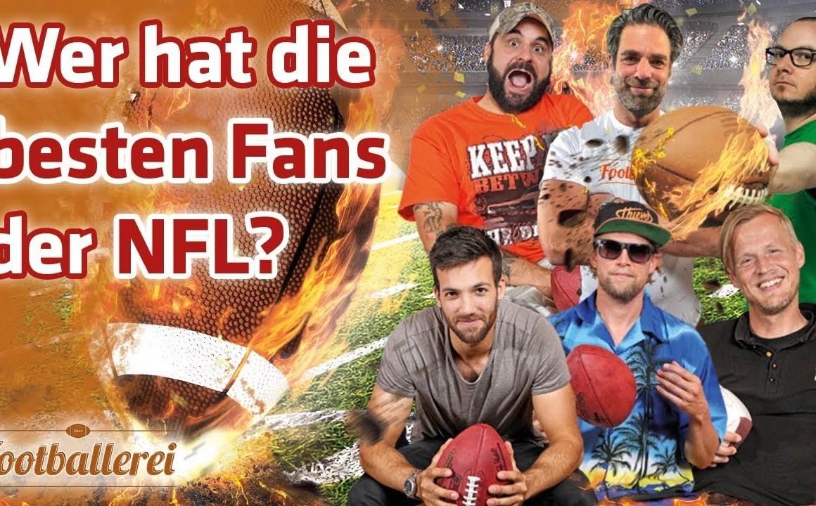 Chargers, Supplemental Draft und welches NFL-Team hat eigentlich die besten Fans?