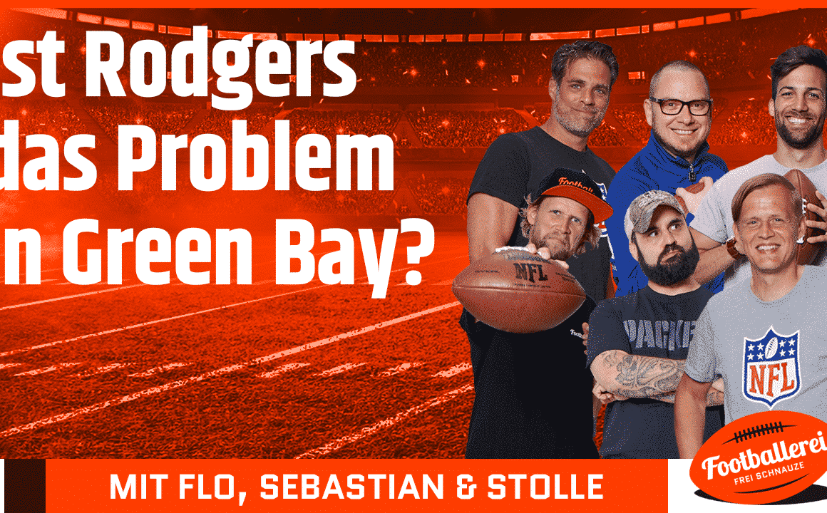 Ist Rodgers das Problem in Green Bay?
