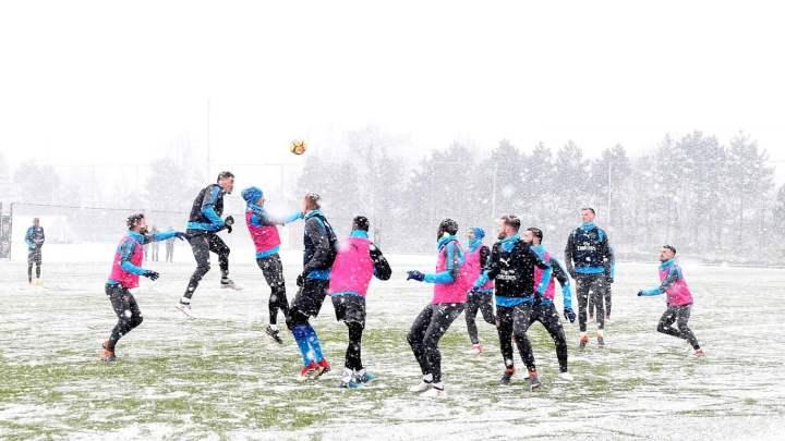 """Le """"Vacanze"""" invernali dei calciatori"""