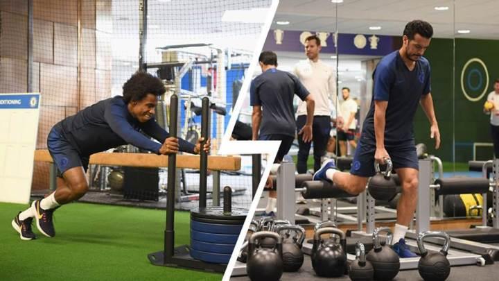 Functional Training nel calcio
