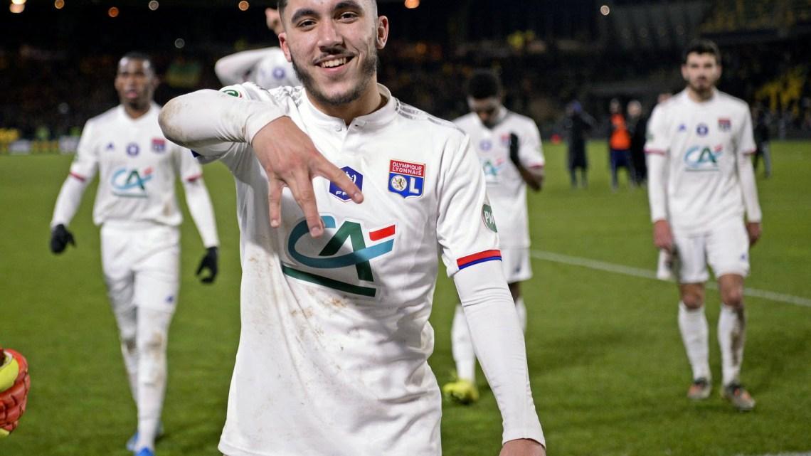 Un diamante a Lione: Rayan Cherki!
