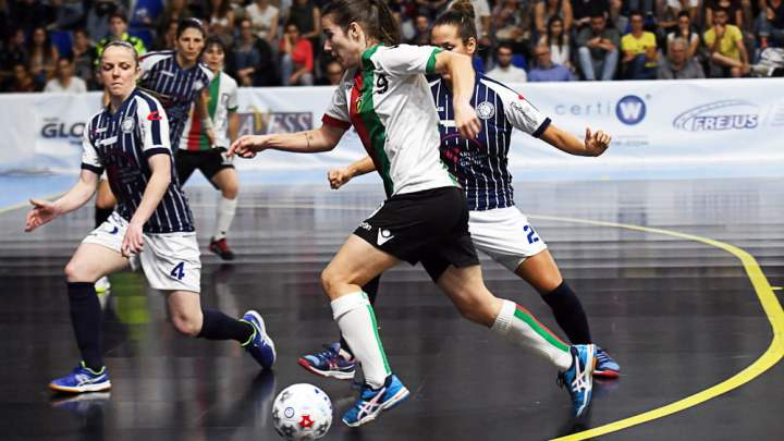 RSA e Futsal: l'esperienza del preparatore atletico