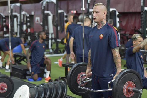 Gli esercizi del Weightlifting nel calciatore professionista: Lo strappo
