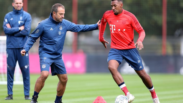 Video: Spunti pratici ed esercitazioni di Flick al Bayern Monaco