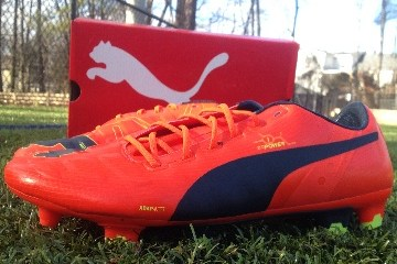 Review: PUMA evoPOWER Soccer, Football Boot as Worn by Mario Balotelli, Cesc Fabregas, Marco Reus and Thierry Henry in 2014