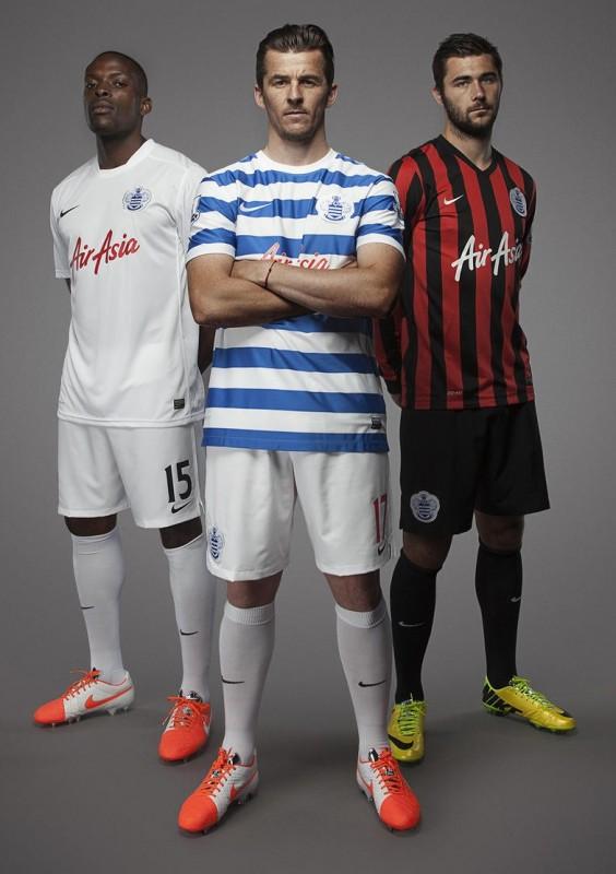 Queens Park Rangers Football Club 2014 2015 Nike Home Kit e88798923