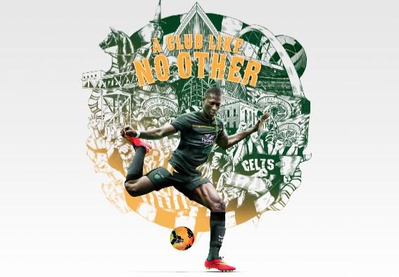 Celtic Football Club 2014 2015 Nike Kit, Shirt, Jersey