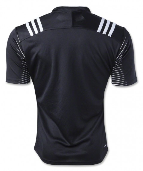 New Zealand All Blacks 2015 adidas Rugby 7s Home Jersey, Kit, Shirt