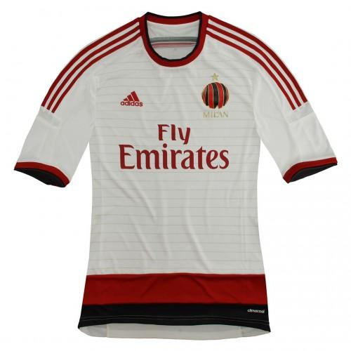 AC Milan 2014 2015 adidas Away Football Kit, Soccer Jersey, Gara, Maglia