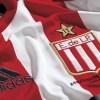 Estudiantes de La Plata 2015 adidas Home and Away Football Kit, Soccer Jersey, Footballl Shirt, Camiseta de Futbol