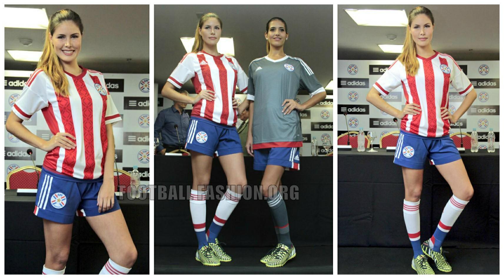 adidas futbol paraguay