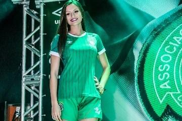 Chapecoense 2015 Umbro Football Kit, Soccer Jersey, Shirt., Camisa